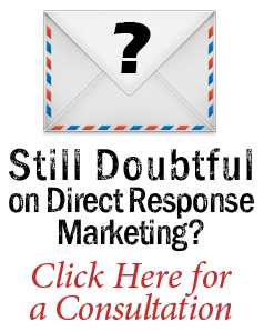 direct response marketing consultation